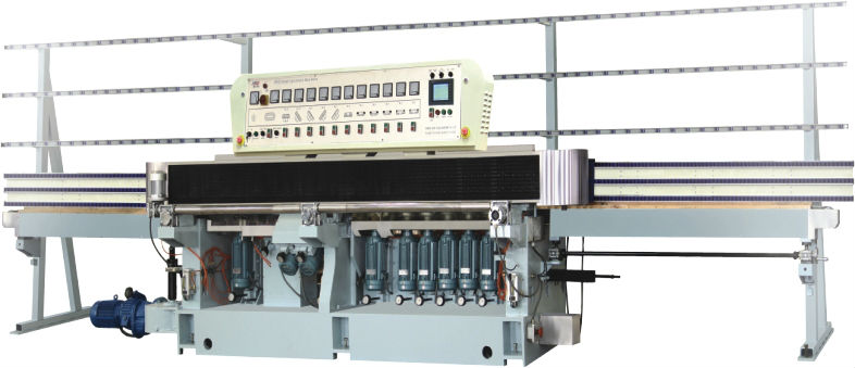 Flat Glass Miter edge grinding machine/melamine edging machine
