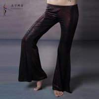 K00729 sexy side opened harem pants belly dance harem pants