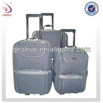 president luggage bags cases