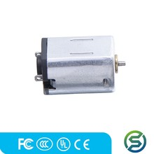 small 2.4v dc brush motor and Micro dc motor with gearbox for lock motor factory direct stable performance china supplier