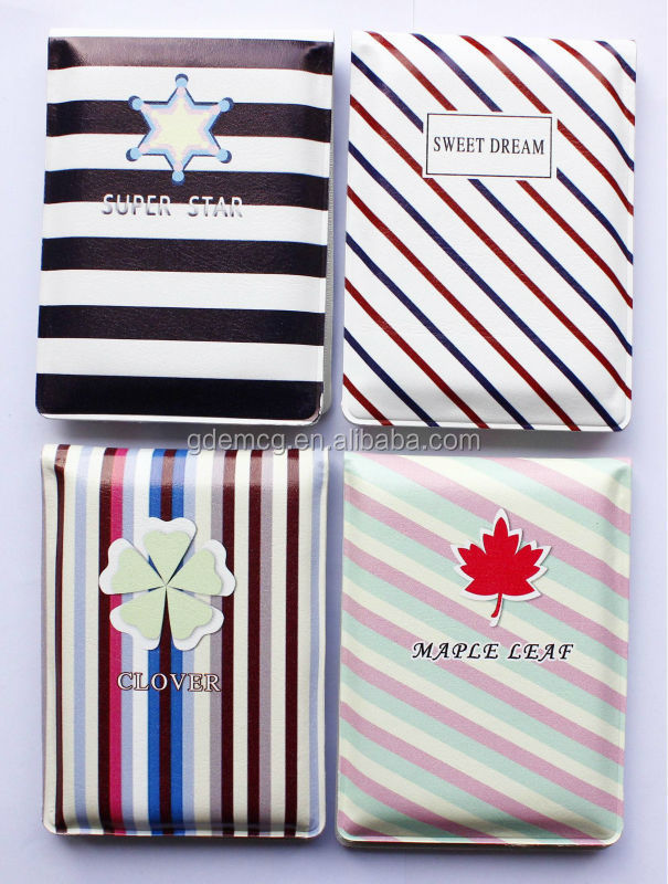 2014 newly stripes wholesale giftware with card holder,MA343