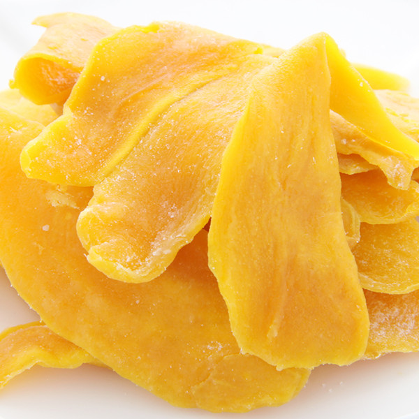New crops dried mango slices