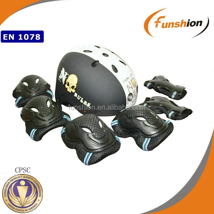 Manufacturer, bike and sports helmets, downhill skateboard helmet with protective pads