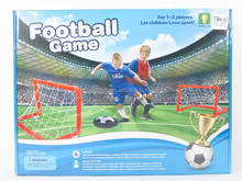 New style electronic world cup play a football game with light toys, hover ball toys for wholesale, EB028440