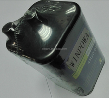 OEM factory heavy duty 6 volt battery 4r25 for barricade light