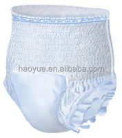 Dry Surface Lady Menstrual Periodic Pant Disposable Sanitary underwear for women lady pants