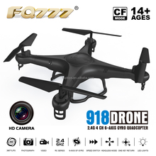 quadcopter with HD Camera 720P FQ777 918C Headless Mode One Key Return 6AXIS GYRO LED RTF Explorers VS syma X5C