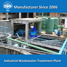 Textile Waste Water Treatment Plant Dyeing Textile Printing Waste Water Treatment