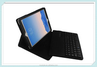 PU Leather Bluetooth Wireless Keyboard Case Cover With Stand For Apple Ipad Air /Air2