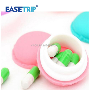 High Quality Child Resistant Weekly Pill Box