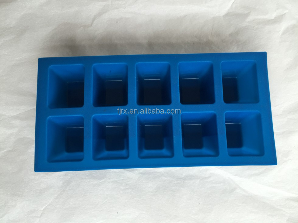 10 grids silicone ice tray,ice cubes