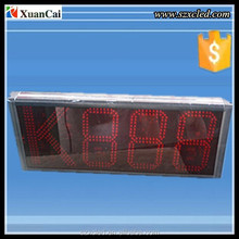 K888 led electronic bus route sign/display