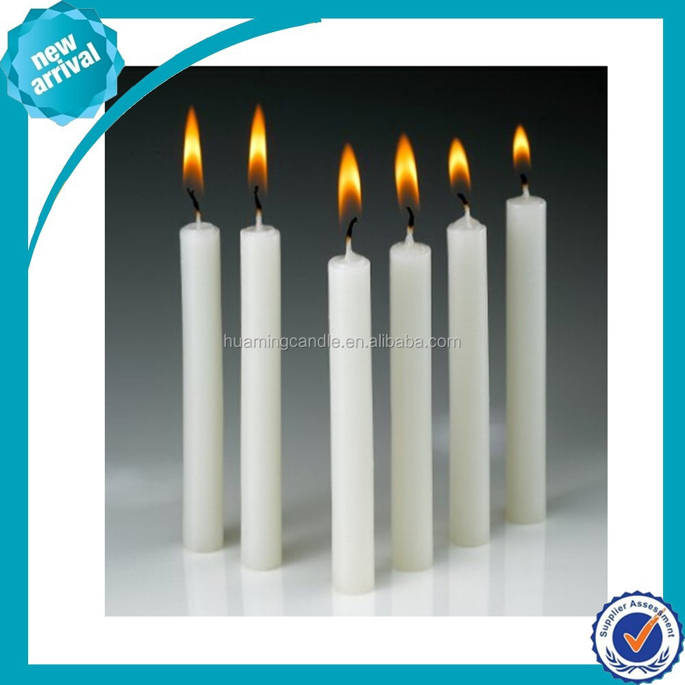 China supplier taper candle