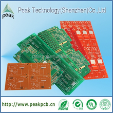 (PCB printed circuit board) rogers pcb, high frequency f4b multilayer pcb
