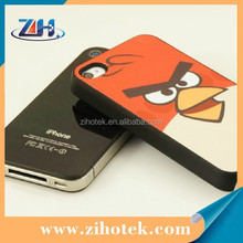 Sublimation PC oil spray case for iPhone 4/4s ,for iphone 4/4s oil spray case sublimation