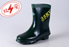insulated nature rubber safety boots for cable work