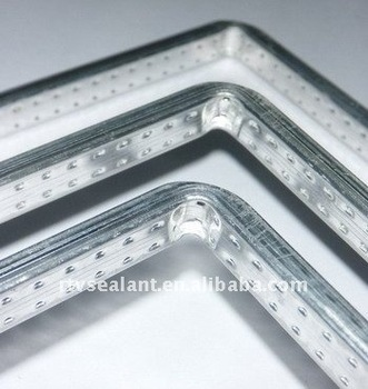 bendable aluminum spacer bar