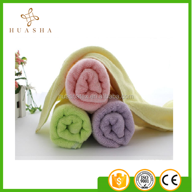 high quality promotional cheap organic bamboo bath face towel sets bamboo towel/hand towels