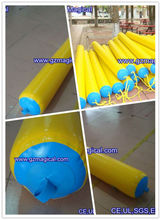 color customized PVC inflatable pontoon
