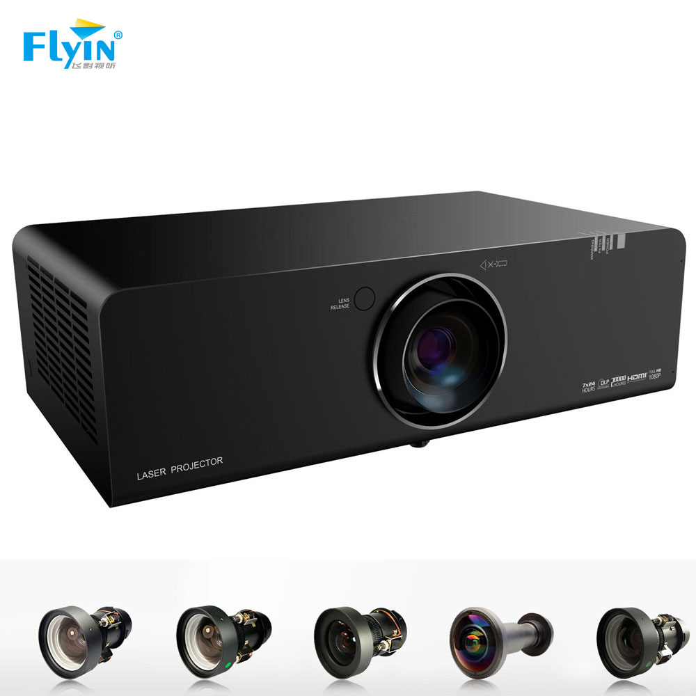 New 1080p 4K Video 12000 Lumens Full HD 3D high lumens outdoor Laser <strong>Projector</strong>