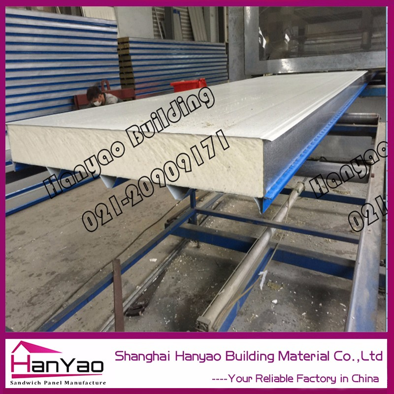 (Dpx) Lightweight Energy-Saving Fireproof Composite Wallboard Eps Sandwich Panel(Dpx)