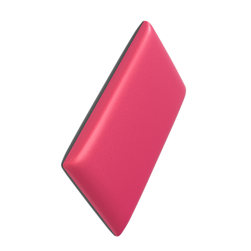 Good Looking Pink Slim Phone Battery Pack