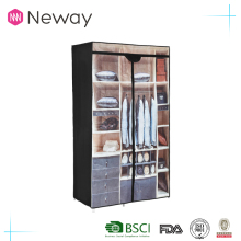 Top Sales Multifunctional Multilayer Clothes Wardrobe Non Woven Wardrobe Furniture
