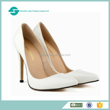 Wholesale china shoes women pumps fashionable lady high heel shoes