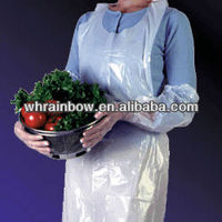 plastic disposable medical apron