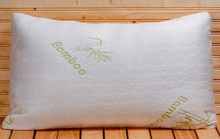 Comfortable Shreded Bamboo Memory Foam Pillow