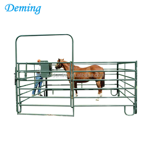 Metal Corral Horse Fence Panels