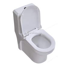 Siphonic Ceramic One Piece sanitary Ware China WC Human Toilet