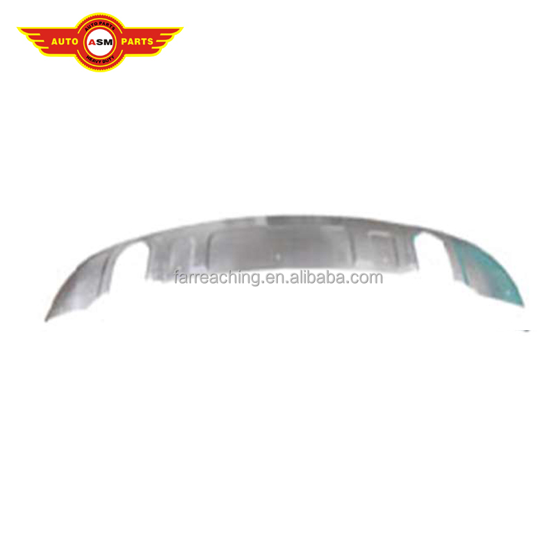 Rear Bumper Guards For AUDI Q5