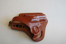 Smith wesson revólveres leather holster adecuado para 38 cal