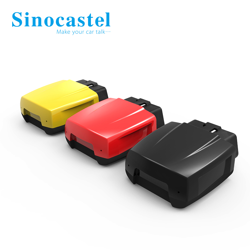 Factory OBDii gps gprs gsm car GPS tracker with APP Tracking