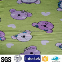 Supplier cotton bamboo fabrics importing baby clothes from china