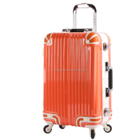 ABS plastic luggage alibaba China luggage bags travel luggage suitcase