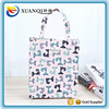 Open style Canvas Tote Bag Grocery Shopping Bag Shoulder Bag for Women Girls Students