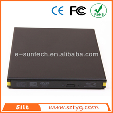 ECD008-BD Ultra-thin Super Slim USB3.0 Laptop External SATA Blu-ray CD DVD RW Burner Drive External