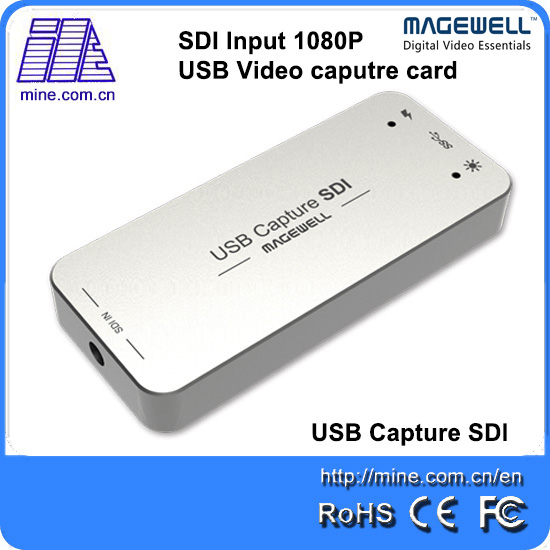High quality Video conference camera SDI to USB 3.0 grabber video usb 3.0 capture