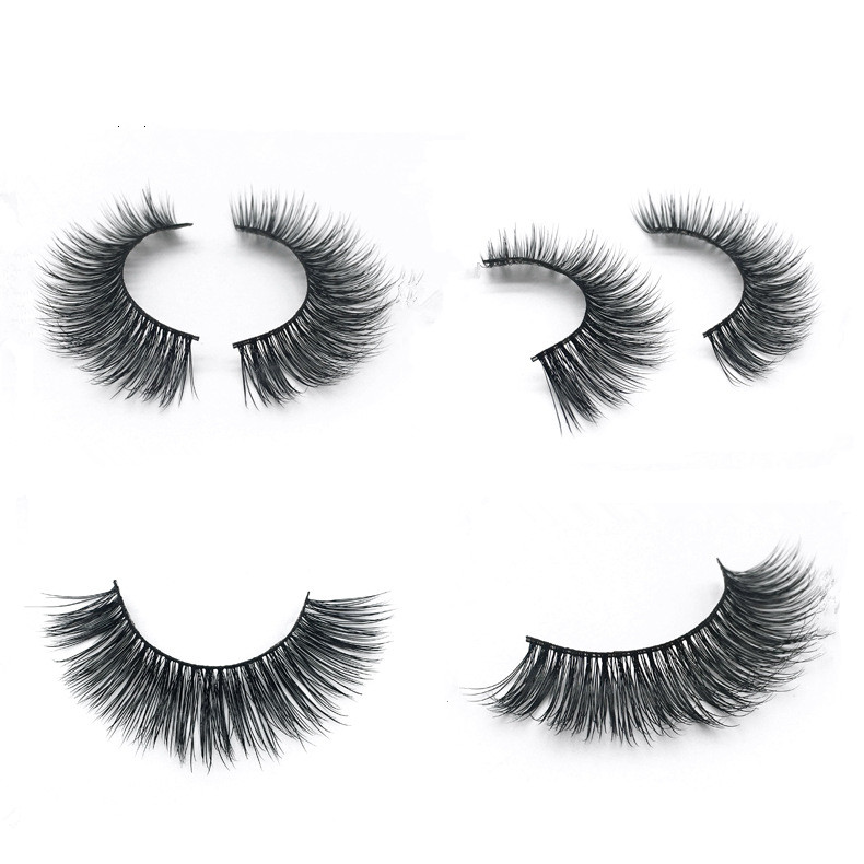false eyelashes 3d mink lashes natural long fake eye lashes private label eyelash for makeup extension lash <strong>D15</strong>