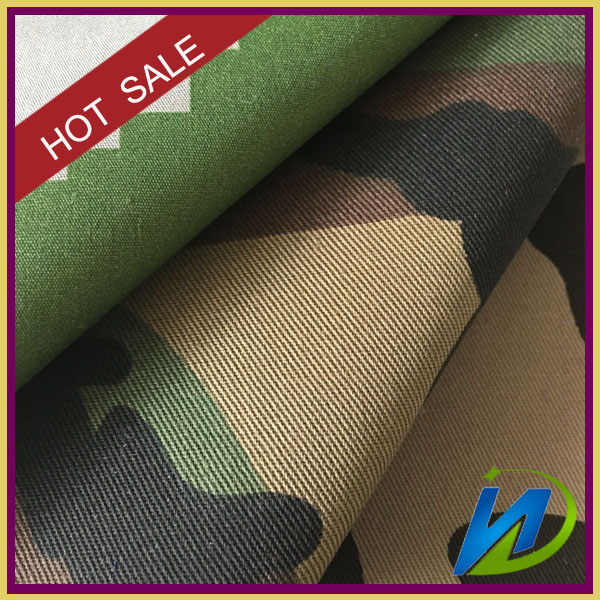 camouflage fabric textile manufacturers 21*21 14*14 20*16 Digital Printed Camouflage Army Uniform Fabric for military army use