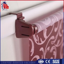 Best selling print flowers custom window covering