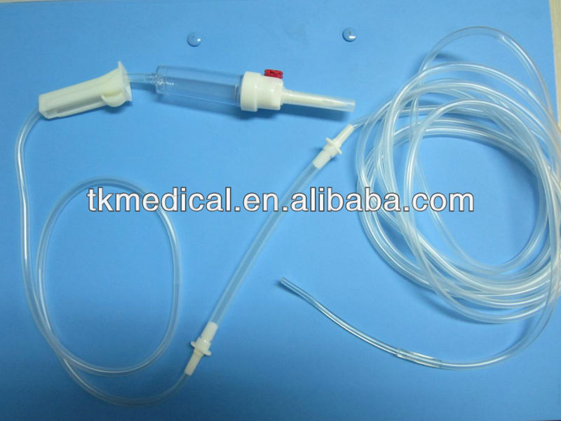Dental infusion sets for rinse ,with Dental planter