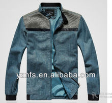 2013 best selling fashion casual newest styles men jacket