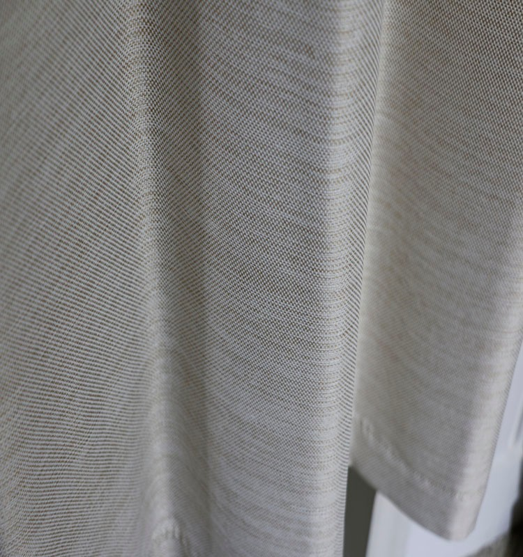 Hot promotion dubai latest designs fabric for curtain, window living room curtain polyester blackout curtain