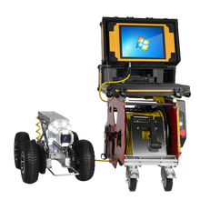used sewer 500 meters wireless mini pipe inspection camera for sale| inspection vehicles