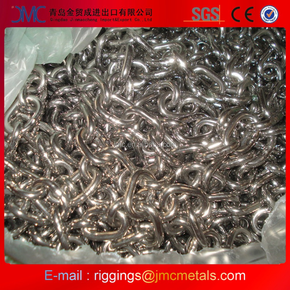Small stainless steel chain SS304 316