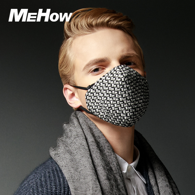 Mehow air purifying mask mouth mask cotton airsoft face mask