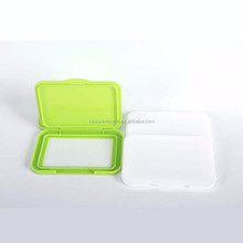 plastic baby wipe containers square plastic wet wipe lid